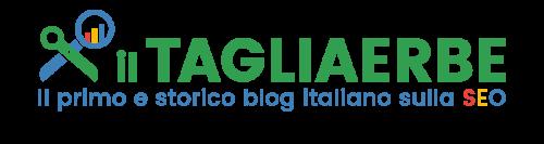 Logo del sito blog.tagliaerbe.com