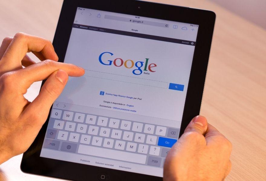 Importanza primi su Google